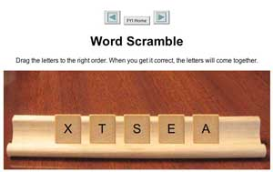 wordscramble