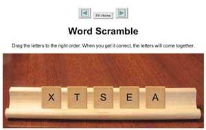 wordscramble