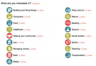 career-interests